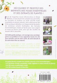 Livres Couvertures de Le grand guide de l'aromathérapie et des soins beauté naturels