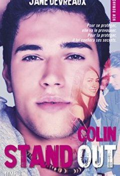 Livres Couvertures de Stand out - tome 3 Collin