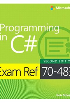Livres Couvertures de Exam Ref 70-483 Programming in C#