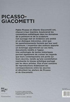 Livres Couvertures de Picasso-Giacometti
