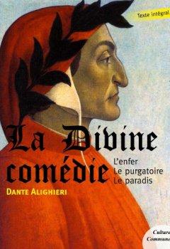 Livres Couvertures de La Divine comédie