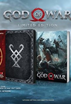 Livres Couvertures de God Of War - Edition Limitée