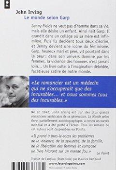 Livres Couvertures de Le Monde selon Garp