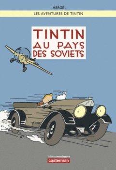 Livres Couvertures de Les aventures de Tintin, Nº 25 : Tintin au pays des soviets