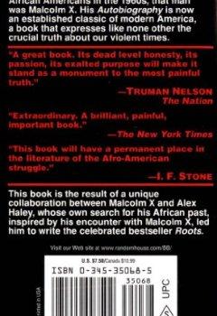 Livres Couvertures de The Autobiography of Malcolm X