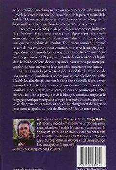Livres Couvertures de La Guérison Spontanée des Croyances - L'éclatement du paradigme des fausses limites