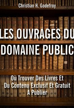 Livres Couvertures de Les Ouvrages Du Domaine Public