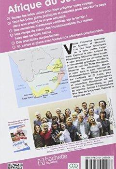Livres Couvertures de Guide du Routard Afrique du Sud 2015/2016