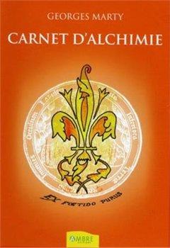 Livres Couvertures de Carnet d'alchimie - Ex Foetido Purus