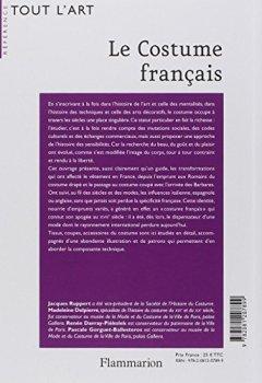 Livres Couvertures de Le costume français
