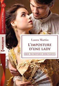 Livres Couvertures de L'imposture d'une lady (Intrépides débutantes t. 1)