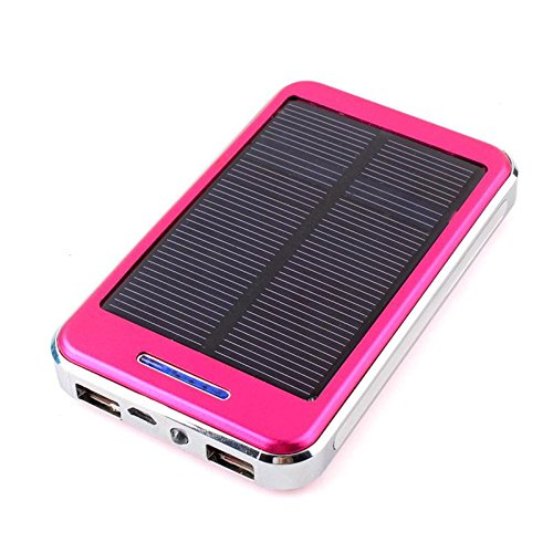 CALISTOUS-30000Mah-Dual-Usb-Solar-Power-Battery-Charger-Bank-Super-Capacity-Environment-And-Friendly-Red