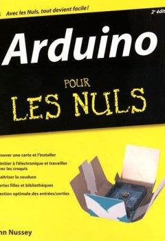 Livres Couvertures de Arduino pour les Nuls, nouvelle édition