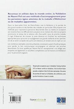 Livres Couvertures de La méthode de Naomi Feil à l'usage des familles: La validation, pour garder le lien avec un proche âgé désorienté.