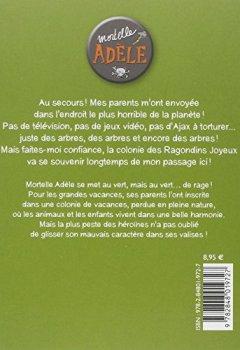 Livres Couvertures de Mortelle Adèle. Pas de pitié pour les nazebroques (T7)