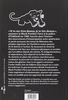 Livres Couvertures de Panthères noires : Histoire du Black Panther Party