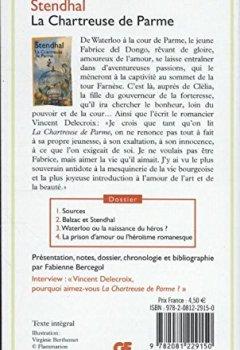 Livres Couvertures de La Chartreuse de Parme