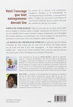 Livres Couvertures de Le Manuel du créateur de start-up : Etape par étape, bâtissez une entreprise formidable !