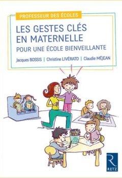 Livres Couvertures de Les gestes clés en maternelle