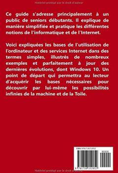 Livres Couvertures de L'informatique et Internet à l'usage des Seniors