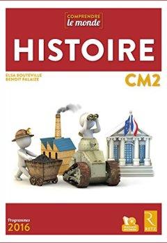 Livres Couvertures de Histoire CM2 (+ CD-Rom)