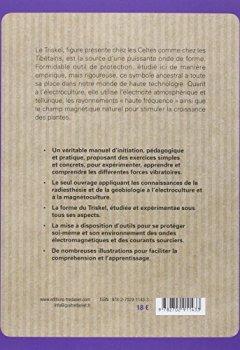 Livres Couvertures de Triskels, pendule et électroculture : L'emploi du Triskel appliqué à la culture des plantes, la radiesthésie et la géobiologie