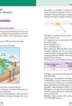 Livres Couvertures de Annales Annabrevet 2018 Physique-chimie SVT Technologie 3e: sujets et corrigés, nouveau brevet