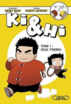 Livres Couvertures de Ki & Hi - tome 1 Deux frères (01)