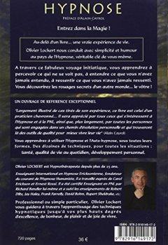 Livres Couvertures de Hypnose - Evolution humaine - Qualité de vie - Santé