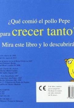 Portada del libro deEl pollo Pepe