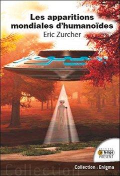 Livres Couvertures de Les apparitions mondiales d'humanoïdes