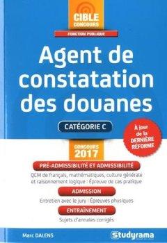 Livres Couvertures de Agent de constatation des douanes