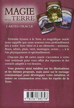 Livres Couvertures de Magie de la terre : Cartes oracle