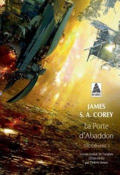 Livres Couvertures de The Expanse, Tome 3 : La porte d'Abaddon