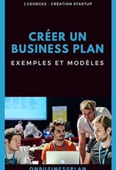 Livres Couvertures de Créer un business plan : Exemples et modèles