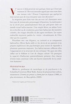 Livres Couvertures de L'Odeur du si bémol. L'univers des hallucinations