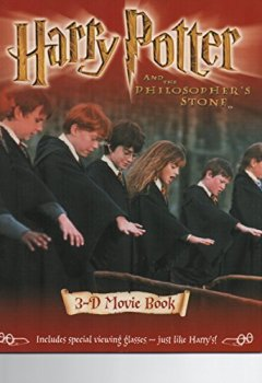 Abdeckungen Harry Potter and the Philosopher's Stone: 3-D Movie Book by J. K. Rowling (2001-11-05)
