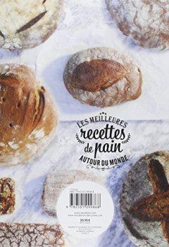 Livres Couvertures de Les meilleures recettes de pain autour du monde
