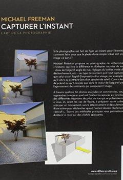 Livres Couvertures de Capturer l'instant : L'art de la photographie