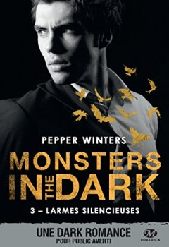 Livres Couvertures de Larmes silencieuses: Monsters in the Dark, T3