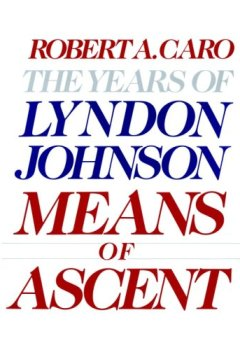Buchdeckel von 2: Means of Ascent: The Years of Lyndon Johnson II
