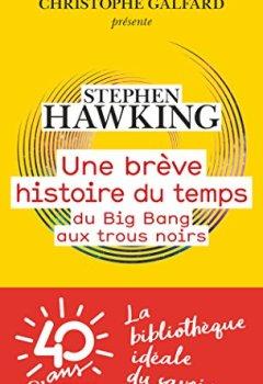 Livres Couvertures de Une Breve Histoire du Temps