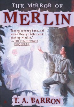 Abdeckungen The Mirror of Merlin (DIGEST) (Lost Years of Merlin, Band 4)