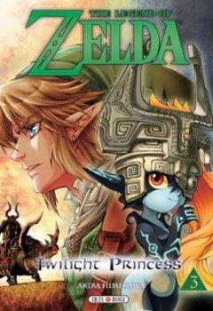 Livres Couvertures de Legend of Zelda - Twilight Princess T03