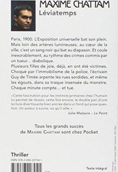Livres Couvertures de Léviatemps (1)