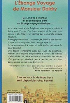 Livres Couvertures de L'Etrange Voyage de Monsieur Daldry