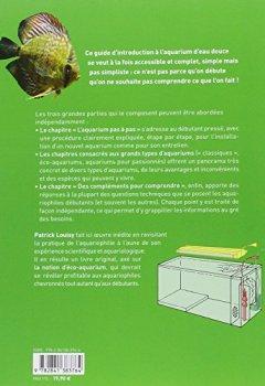 Livres Couvertures de L'Aquarium d'eau douce. Guide pratique du débutant