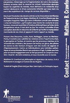 Livres Couvertures de Contact