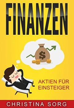 Buchdeckel von Finanzen - Aktien für Einsteiger (Die Geld und Finanzen Saga 3)