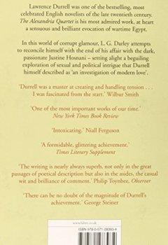 Livres Couvertures de Alexandria Quartet